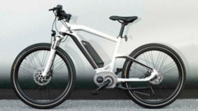 BMW Cruise e-bike.