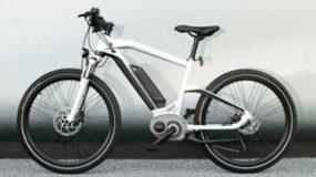 BMW Cruise e-bike.