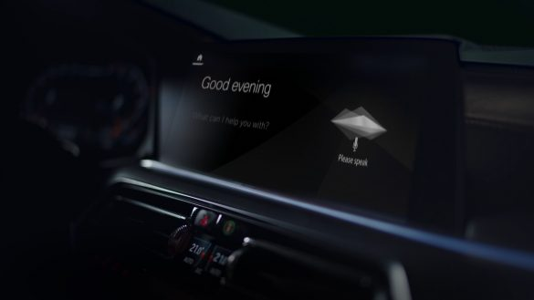 BMW 8er Cabrio Intelligent Personal Assistant