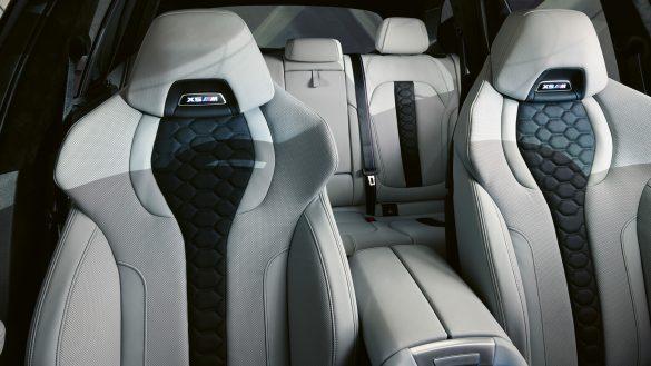 BMW X5 M Interieur
