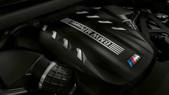 High-Performance M TwinPower Turbo 8-Zylinder Benzinmotor