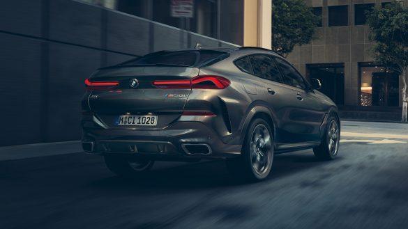 BMW X6 Adaptives M Fahrwerk Professional