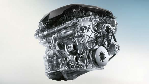 BMW 2er Coupé BMW TwinPower Turbo 2,0-Liter 4-Zylinder Benzinmotor