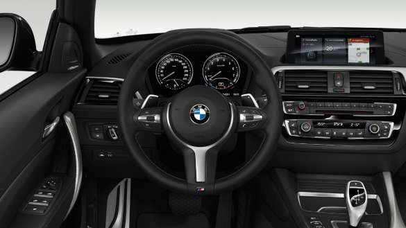 BMW 2er Cabrio Lenkrad