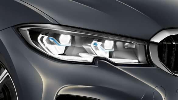 BMW 3er Touring Laserlicht