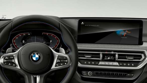 BMW X4 G02 BMW Live Cockpit Plus 2021